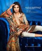 Sana Safinaz Silk Eid Ul Azha Collection 2014 For Women 003