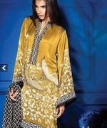 Sana Safinaz Silk Eid Ul Azha Collection 2014 For Women 009