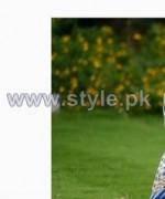 Sana Samia's Mid Summer Dresses 2014 For Women 10
