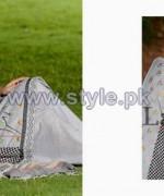 Sana Samia's Mid Summer Dresses 2014 For Women 16
