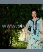 Sana Samia's Mid Summer Dresses 2014 For Women 9