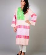 Sanam Chudhary Eid Ul Azha Collection 2014 For Women 001