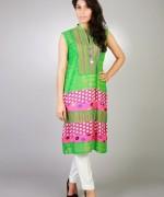 Sanam Chudhary Eid Ul Azha Collection 2014 For Women 003
