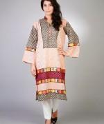 Sanam Chudhary Eid Ul Azha Collection 2014 For Women
