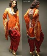 Shamaeel Ansari Eid Ul Azha Collection 2014 For Women 001