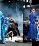 Shariq Textiles Khaddar Prints 2014 For Winter 2