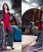 Shariq Textiles Khaddar Prints 2014 For Winter 3