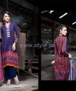 Shariq Textiles Khaddar Prints 2014 For Winter 6