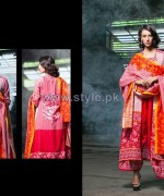 Shariq Textiles Khaddar Prints 2014 For Winter 7