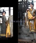 Shariq Textiles Khaddar Prints 2014 For Women 11