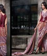 Shariq Textiles Khaddar Prints 2014 For Women 12