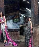 Shariq Textiles Khaddar Prints 2014 For Women 13