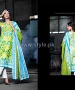 Shariq Textiles Khaddar Prints 2014 For Women 9