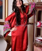 Shirin Hassan Eid Dresses 2014 For Girls 1