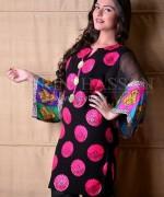 Shirin Hassan Eid Dresses 2014 For Girls 2