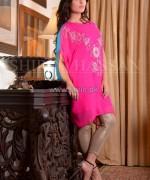Shirin Hassan Eid Dresses 2014 For Girls 3