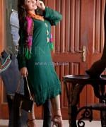 Shirin Hassan Eid Dresses 2014 For Girls 6