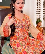 Shirin Hassan Eid Dresses 2014 For Women 7