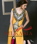 Silksia Eid Ul Azha Collection 2014 For Women 005