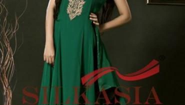 Silksia Eid Ul Azha Collection 2014 For Women 009