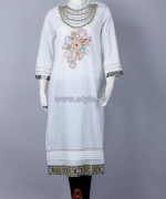 Stitched Stories Mid Summer Dresses 2014 For Girls 2