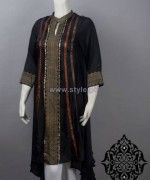 Stitched Stories Mid Summer Dresses 2014 For Women 6