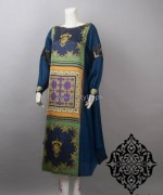 Stitched Stories Mid Summer Dresses 2014 For Women 8