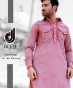 Trend Of Men Kurtas 2014 For Eid Ul Azha 2014 0016