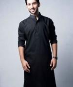 Trend Of Men Kurtas 2014 For Eid Ul Azha 2014 005