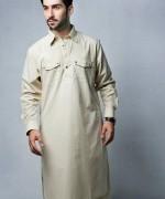 Trend Of Men Kurtas 2014 For Eid Ul Azha 2014 006