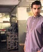 Trend Of Men Kurtas 2014 For Eid Ul Azha 2014