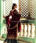 Umsha by Uzma Babar Bridal Dresses 2014 For Women 2