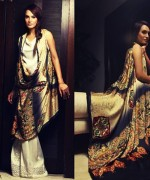 Zohra Alam Fall Collection 2014 For Women 002