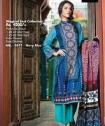 Alkaram Winter Dresses 2014 Volume 1 For Women 001