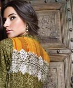 Alkaram Winter Dresses 2014 Volume 1 For Women 0017