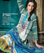 Alkaram Winter Dresses 2014 Volume 1 For Women