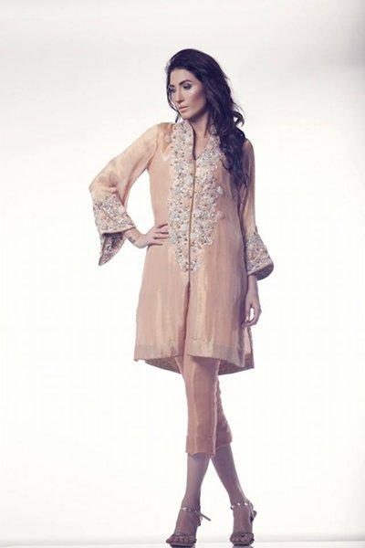 Ayesha Somaya Fall Dresses 2014 For Women 006