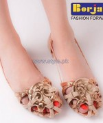 Borjan Winter Shoes Collection 2014 For Women 2