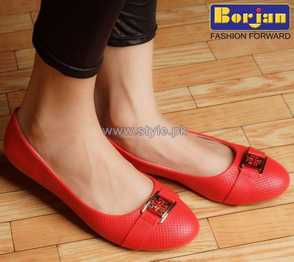 Borjan Winter Shoes Collection 2014 For Women 8