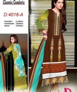 Dawood Textiles Cambric Fall Collection 2014 For Women 0012