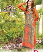 Dawood Textiles Cambric Fall Collection 2014 For Women 002