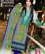 Dawood Textiles Cambric Fall Collection 2014 For Women 003