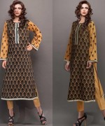 Dawood Textiles Cambric Fall Collection 2014 For Women 006