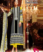Dawood Textiles Cambric Fall Collection 2014 For Women 008