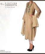 Fiction Concepts Fall Dresses 2014 For Women 005