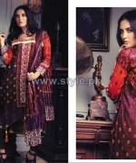 Firdous Fashion Autumn Fall Prints 2014 For Girls 2