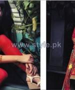 Firdous Fashion Autumn Fall Prints 2014 For Girls 3