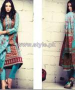 Firdous Fashion Autumn Fall Prints 2014 For Girls 4