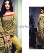 Firdous Fashion Autumn Fall Prints 2014 For Girls 7
