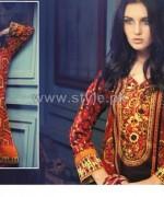 Firdous Fashion Autumn Fall Prints 2014 For Women 10